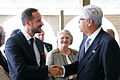 16-11-2015 Presidente em exercício, Michel Temer, recebe no Itamaraty o príncipe herdeiro da Noruega, Haakon Magnus (23043773476).jpg