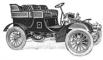 Kirk Manufacturing Company - Image: 1903 Yale