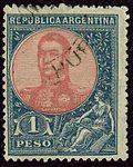 1908 1Peso Argentina Yv147.jpg