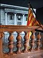 190 Museu d'Història de Catalunya, balcó de la Generalitat.JPG
