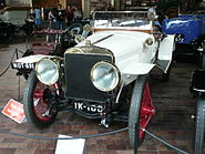 1912 Hispano-Suiza Alphonso XIII