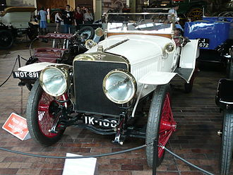 Toyota Automobile Museum - 1912 Hispano-Suiza Alfonso XIII