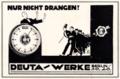 1919-08-15 Echo Continental 7. Jahrgang Seite 142 Ausschnitt oben Deuta-Werke Adolf Behrmann 01.png
