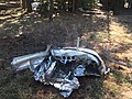 1947 Snell crash wreckage 02 - Fremont NF Oregon.jpg