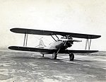 1948. Bureau of Entomology and Plant Quarantine's N3N-3 biplane used in the Pacific Northwest for some of the first aerial forest insect detection surveys and aerial photo missions in 1947. Portland, OR. (34209356703).jpg