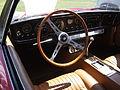 1967 Ghia 450 SS dash (5969146472).jpg