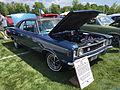 1969 AMC Rebel SST 2-door hardtop in blue at 2015 AMO show 3of5.jpg