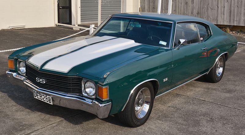 File:1971 Chevrolet Chevelle (14386275831).jpg