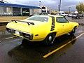 1972 Plymouth Road Runner rear (8098638856).jpg