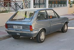 1976-83 Ford Fiesta first generation (10464336356).jpg