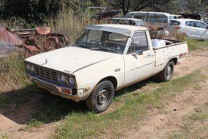Mitsubishi Triton - 1979–1980 Chrysler D-50 (Australia)