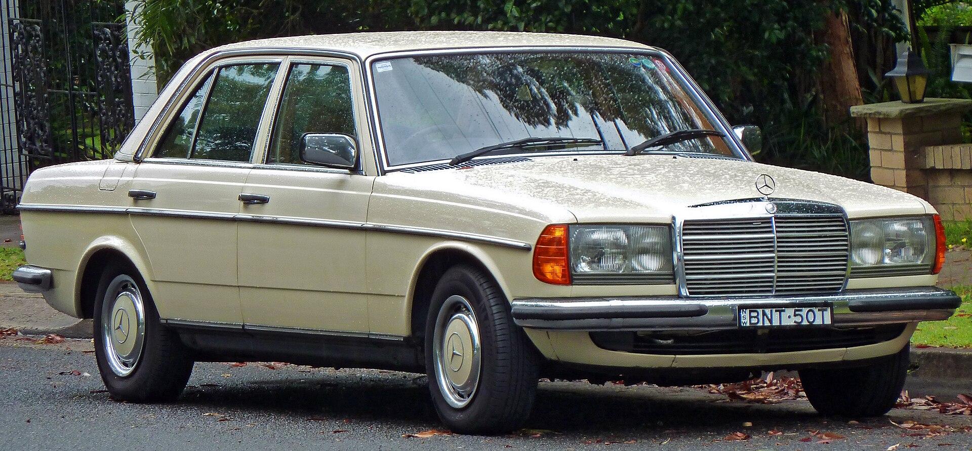 Mercedes Benz E W Wiki