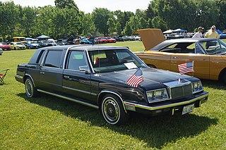 Chrysler Executive Limousine