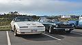 1985 Pontiac Trans Am & 1965 Ford Mustang (28627011853).jpg
