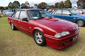 Holden Commodore (VL) - Commodore SS Group A