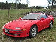 Mitsubishi GTO - Wikipedia