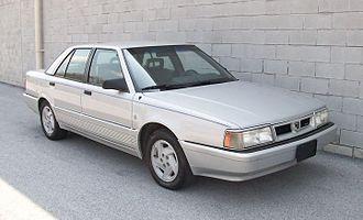 Eagle Premier - 1992 Eagle Premier ES Limited
