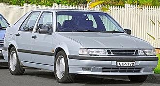 Saab 9000 - 1994–1998 Saab 9000 CS Aero (Australia)