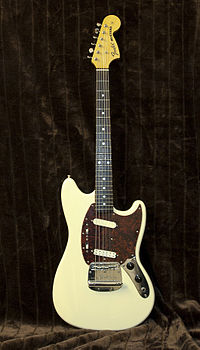 Fender Mustang - Wikipedia on
