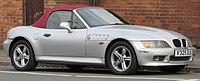 1999 BMW Z3 1.9 Front.jpg
