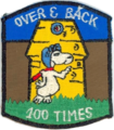 19th Tactical Air Support Squadron - Vietnam War 100 Mission Patch.png