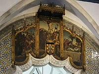 1 Políptico Igreja do Pópulo Caldas da Rainha IMG 7076.jpg