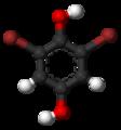 2,6-Dibromohydroquinone-3D-balls.png