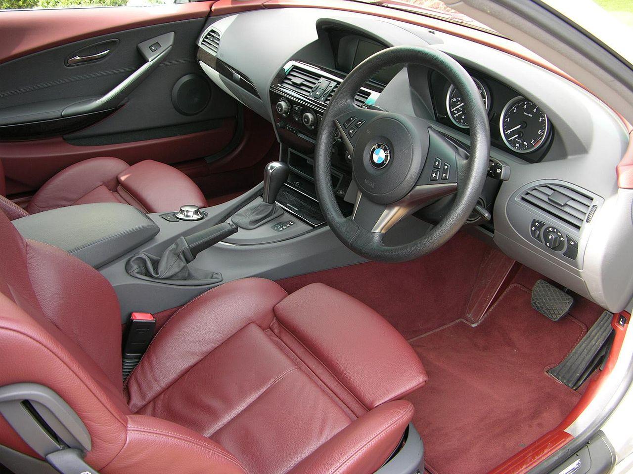 BMW 2004 bmw 645ci : File:2004 BMW 645Ci Sport - Flickr - The Car Spy (22).jpg ...