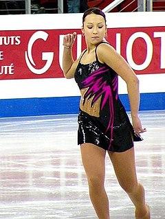 Julia Lautowa figure skater