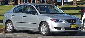 mazda 3 hatchback 2007 mpg