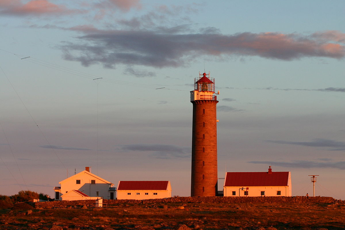 Lista Lighthouse Wikipedia - Norway lighthouses map