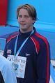 2005 FINA World Championships - victory lap of the 100 m butterfly-2.jpg