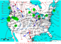 2006-02-01 Surface Weather Map NOAA.png