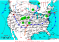 2006-04-24 Surface Weather Map NOAA.png