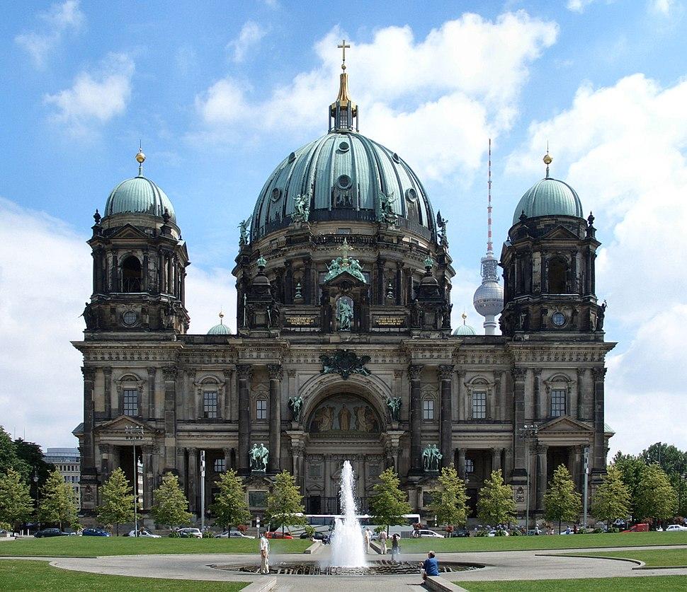 2006 Berliner Dom Front