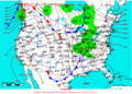 2007-02-17 Surface Weather Map NOAA.png