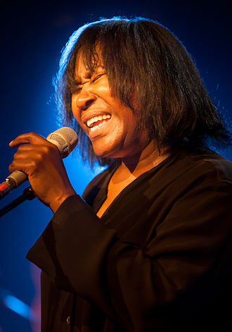 Joan Armatrading - Armatrading performing in Germany, 2007