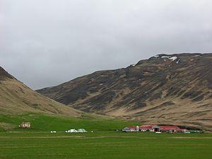 Skagabyggð - Image: 2008 05 18 12 25 51 Iceland Holtastaðir