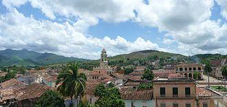 Trinidad, Cuba - Image: 2008 06 07 Trinidad D Bruyere