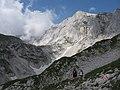 2008-07-29 Hochschwab von Seewiesen, Austria.jpg