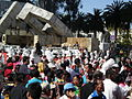 2008 Olympic Torch Relay in SF - Justin Herman Plaza 64.JPG