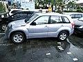 2008 Suzuki Grand Vitara side 01, Kuta.jpg