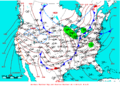 2009-05-09 Surface Weather Map NOAA.png