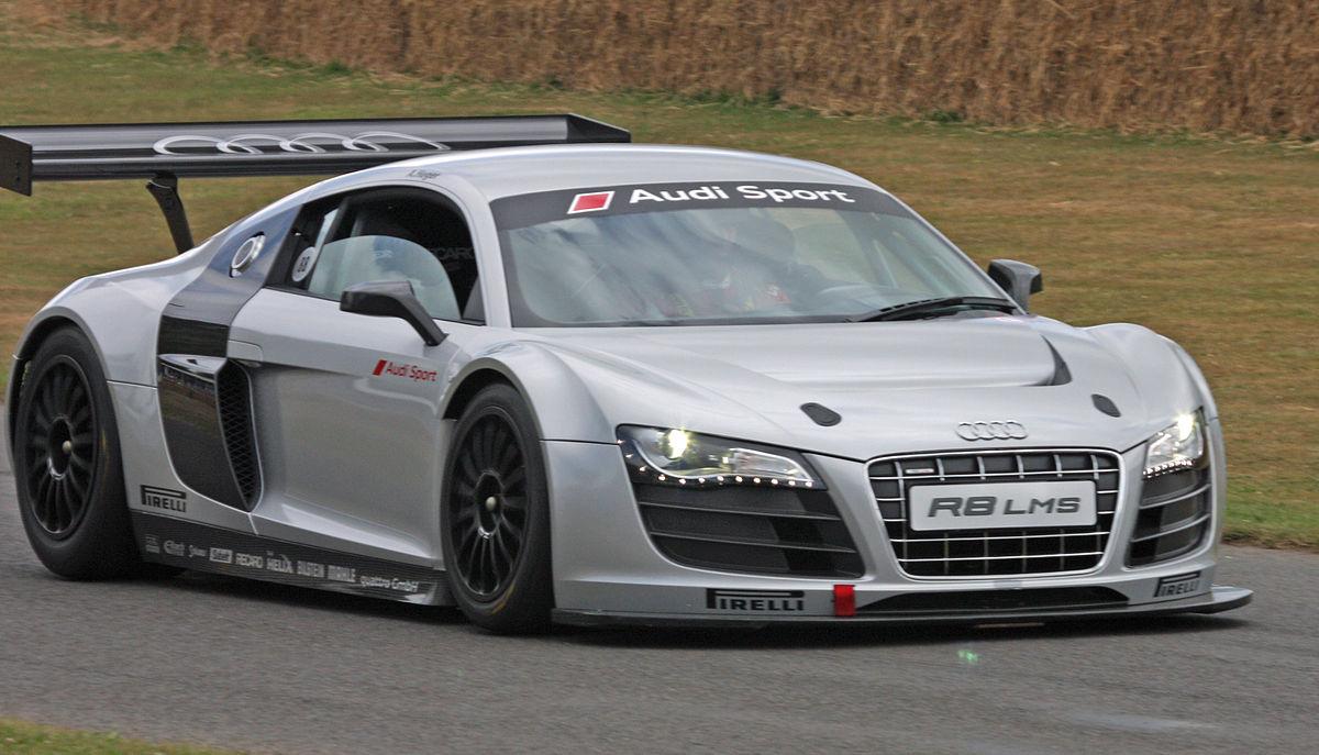 Audi R8 Lms Wikipedia