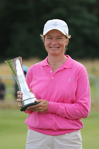 Catriona Matthew - Victory at the 2009 Women's British Open