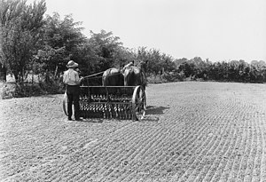Montgomery County, Maryland - A Montgomery County farm in 1912.