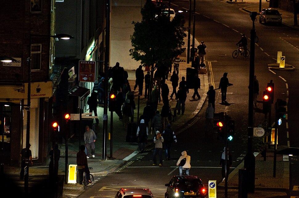 2011 London riots