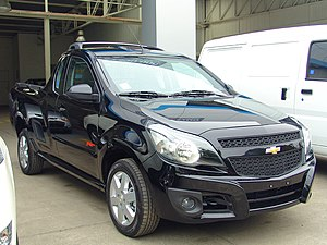 General Motors do Brasil - Brazilian Chevrolet Montana