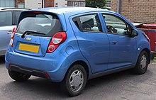 Chevrolet Spark - Wikipedia