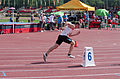 2013 IPC Athletics World Championships - 26072013 - Alexander Zverev of Russia during the Men's 400M - T13 Semifinal 9.jpg
